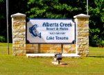 Alberta Creek Resort & Marina