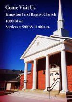Kingston First Baptist Church