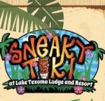 Sneaky Tiki @ Lake Texoma Lodge & Resort