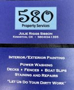 580 Property Services